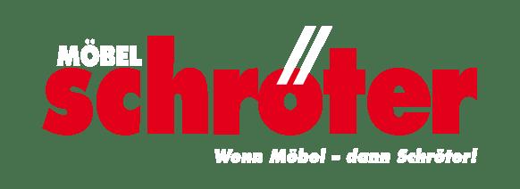 Möbel Schröter Logo invertiert