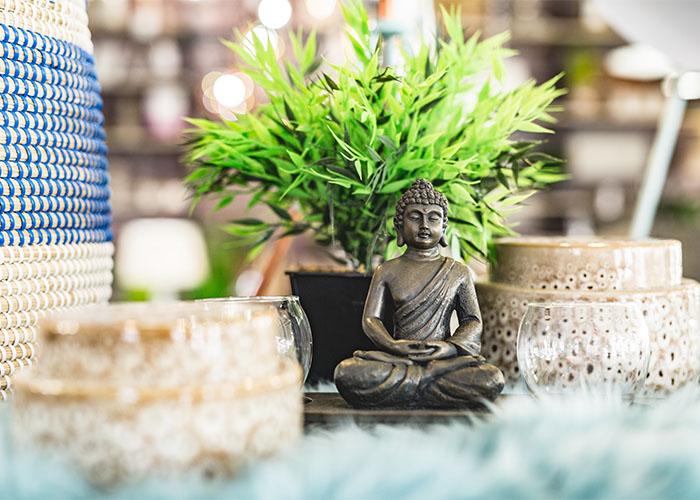 Möbel Schröter Deko Buddha