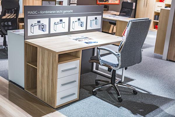 Möbel Schröter Arbeitszimmer Holz