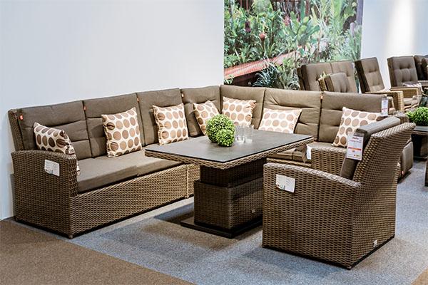 Möbel Schröter Lounge für Terrasse und Garten
