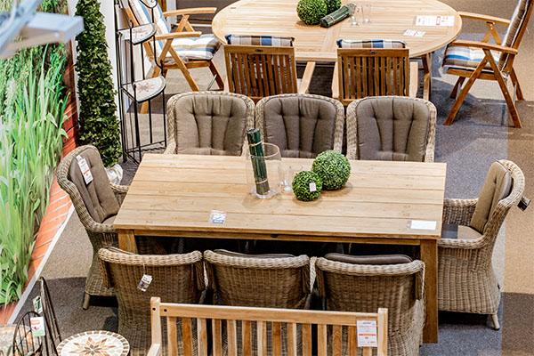 Möbel Schröter Gartentisch