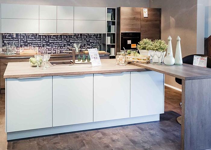 Möbel Schröter Küchenblock modern
